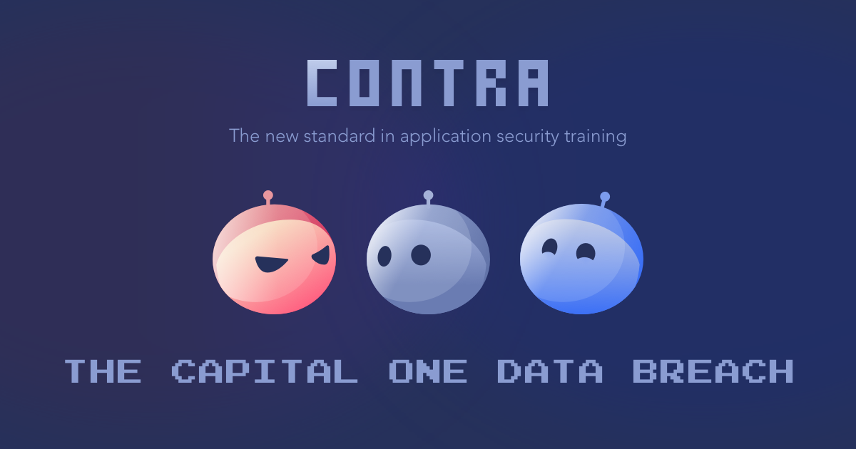Contra - Interactive Application Security Training
